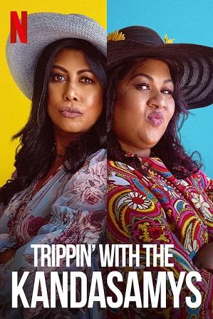 Trippin' with the Kandasamys (2021) Hindi Dual Audio 300MB Web-DL 480p