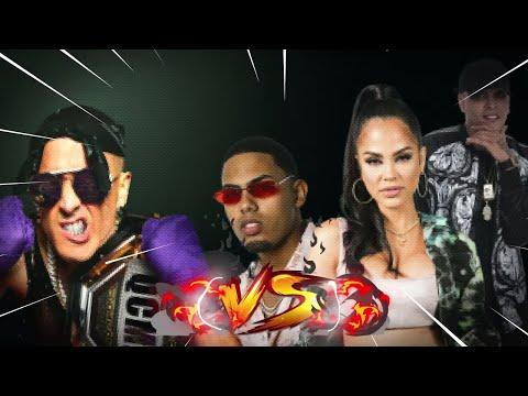 [Lyrics] Yandel, Myke Towers & Natti Natasha - Diablo En Mujer (feat. Darell)