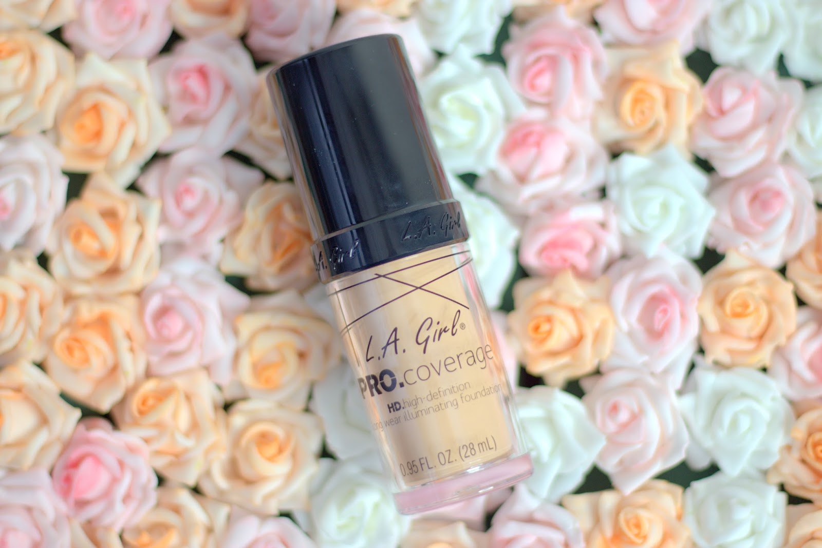 la girl pro foundation, makeup, beauty, beauty bay