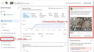 Cara Banding Monetisasi Video Facebook, 100% Work