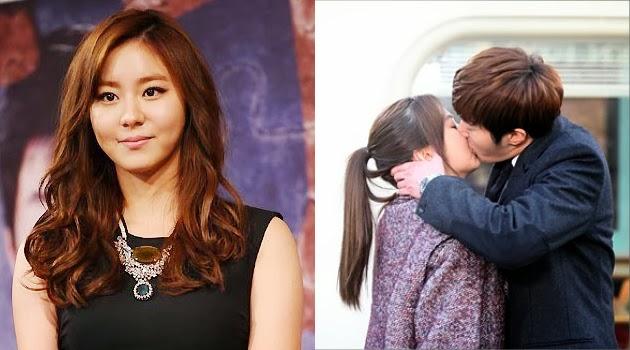 Adegan Ciuman Uee After School Bikin Keluarga Kaget