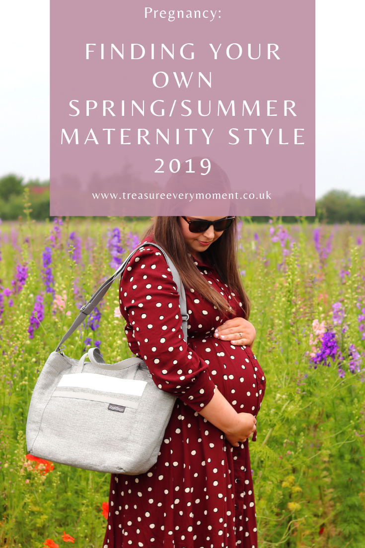PREGNANCY: Finding Your Own Spring/Summer Maternity Style 2019