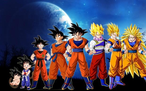 Kumpulan Foto Goku yang Keren dan Fakta tentang Goku