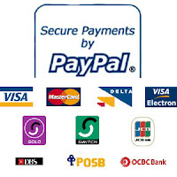 Pay Securely via Paypal