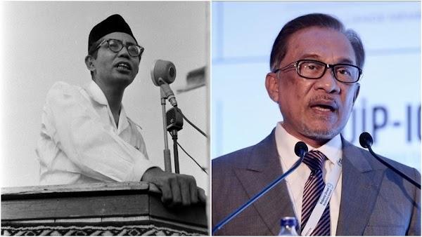 Anwar Ibrahim: Saya Banyak Terpengaruh Gagasan Mohammad Natsir