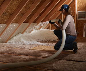 Attic Insulation - Myrtle Beach, SC