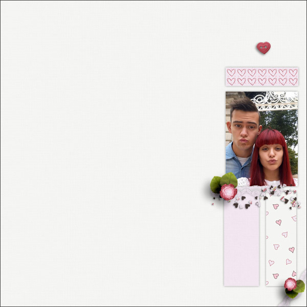 pink in love © sylvia • sro 2016 • designs by romajo • pink in love