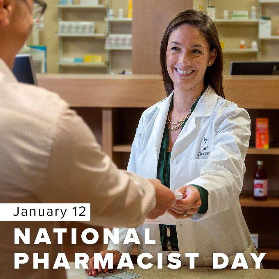National Pharmacist Day Wishes Beautiful Image