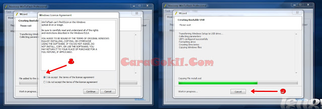 Cara Mudah Membuat Boot Windows 7 Di Flashdisk/Memorry