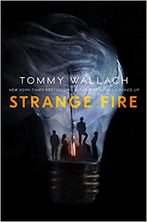Book Review: Strange Fire, by Tommy Walach