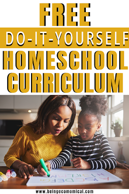 Free DIY Homeschool Curriculum