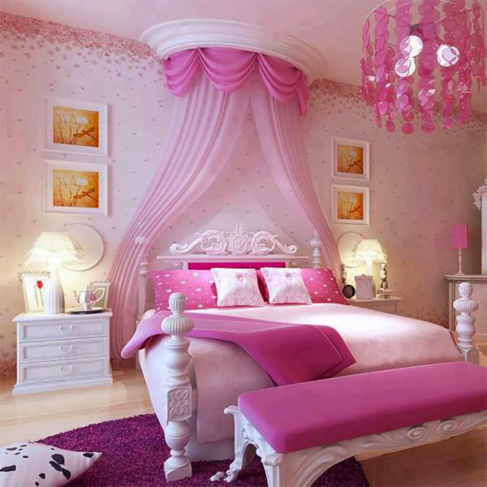 Yatak Odası Dekorasyon Objeleri