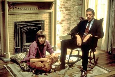 Klute - Jane Fonda, Donald Sutherland