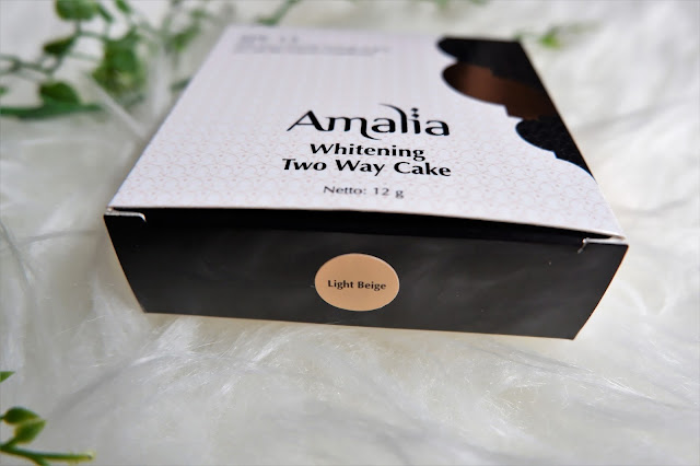 kosmetik halal amalia two way cake