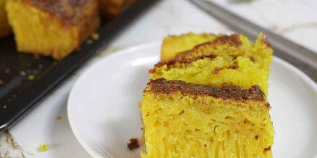 kue Bika Ambon - Kue Basah Tradisional Indonesia