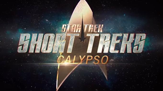 Short Trek - Calypso เล่าความโดดเดี่ยวได้งดงามมาก (บางส่วนสปอย Discovery)
