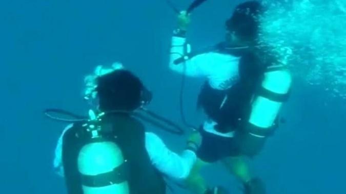 Cerita Mistis dari Penyelam yang Mencari Pesawat Lion JT-610 Ini Bikin Merinding! Dipanggil Sosok Wanita di Dasar Laut