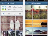 Tambah Estetik  Dengan Feed Instagram