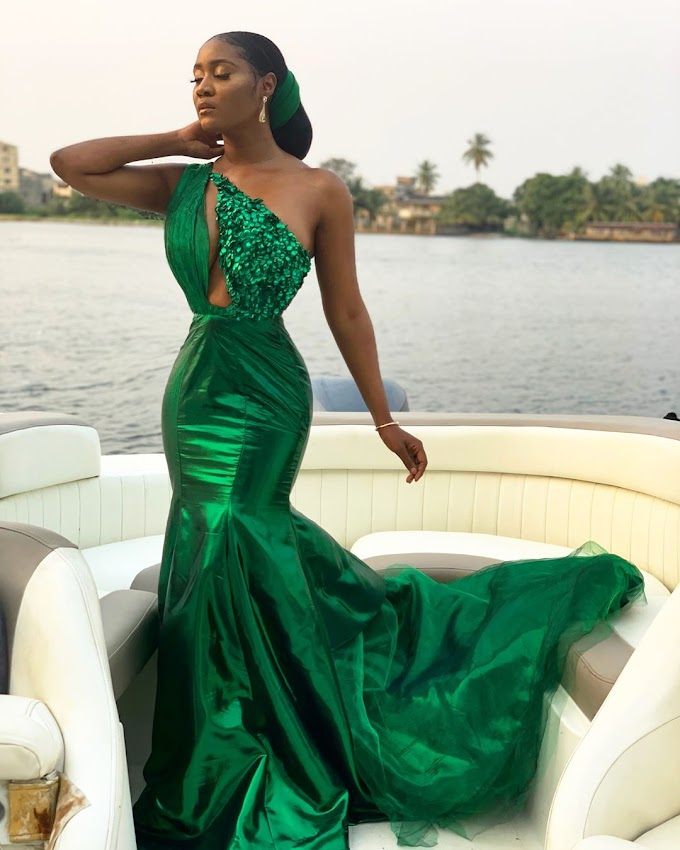 #TheFilmGala2019 - Check Out Toni Adefuye's Three Gorgeous Hosting Outfits.