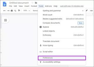 5 Tips Memasukkan Karakter Khusus di Google Docs