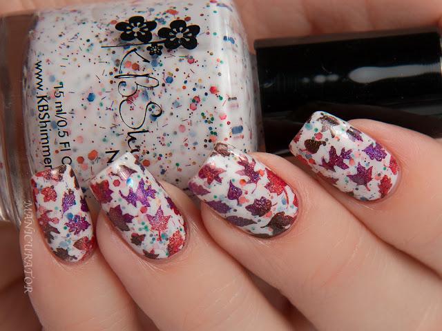 KBShimmer-Fall-Sweet-Devotion-Orchidding-Poppy-leaves-nail-art
