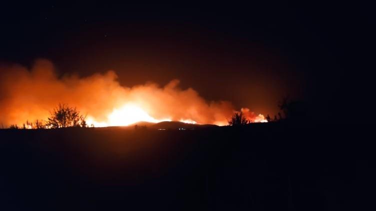 Έβρος: 11 φωτιές σε 10 μέρες - Εκδηλώθηκαν και σε περάσματα μεταναστών