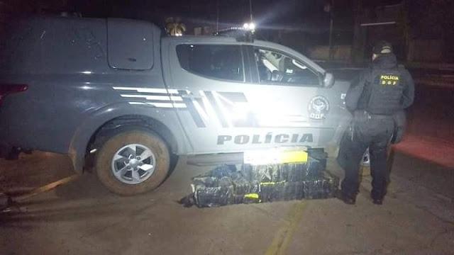 Motorista da prefeitura de Paraguaçu Paulista é detido com droga no carro oficial
