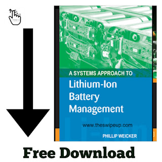 Free Download A Systems Approach to Lithium-Ion Battery Management Book By Phillip Weicker