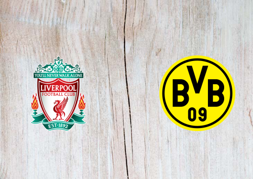 Liverpool vs  Borussia Dortmund Full Match & Highlights 20 July 2019