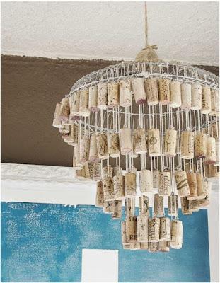 Ideias criativas com rolhas de vinho para sua casa ficar linda