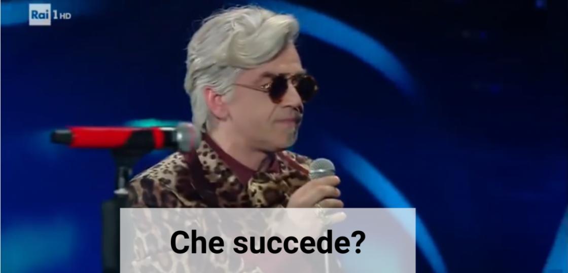 Bugo ha chiesto €240.000 di danni a Morgan per Sanremo