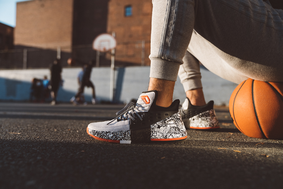 the best attitude fba52 ae3a1 GROUNDED BY THE ROOTS  ADIDAS AND DAMIAN LILLARD PRESS PLAY ON DAME 3. It  all started on a milk crate. Damian Lillard s grandfather would round up  the ...