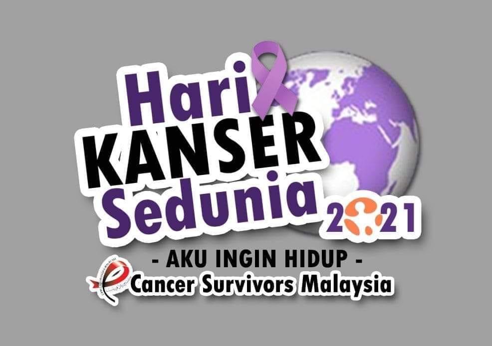 4 Februari Hari Kanser Sedunia