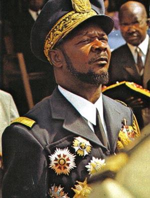 Kaisar Jean Bokassa, Presiden Republik Afrika Tengah