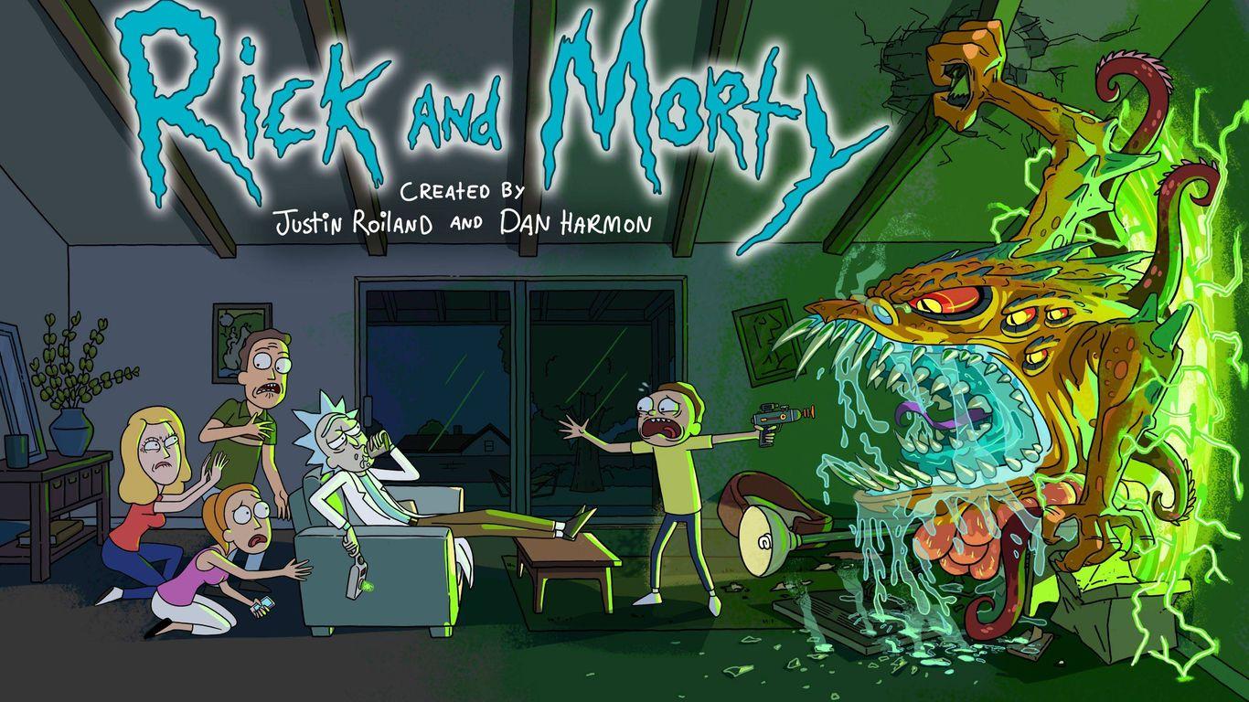 rick and morty season 1 download 720p