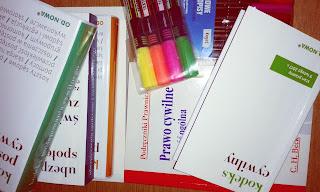 Nauka w liceum, studiowanie