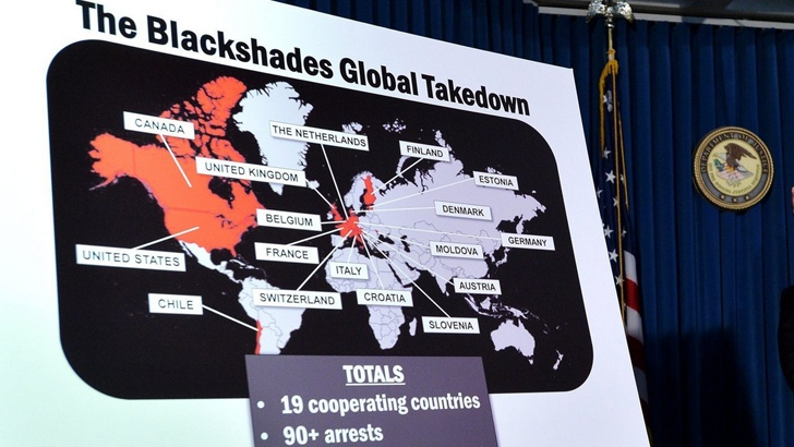 Creator of Blackshades Malware Jailed 4 Years in New York