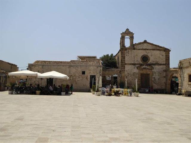 centro storico di marzamemi