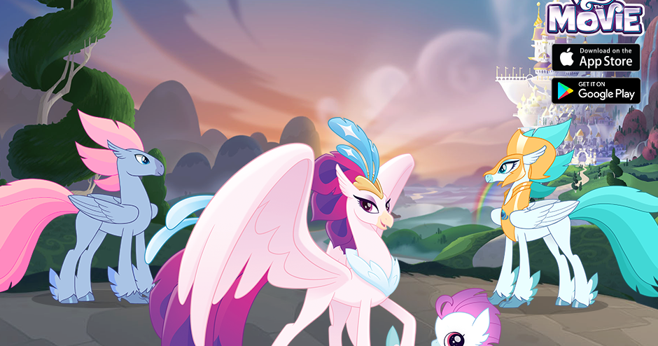 Equestria Daily Mlp Stuff Hippogriffs Heading To Mlp