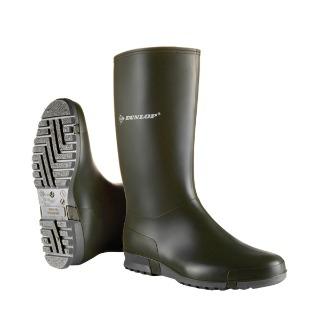 Dunlop laarzen test regenlaarzen heren