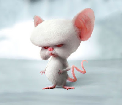 Cerebro de Pinky y Cerebro.