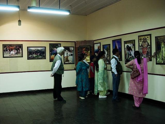 Shimla Attraction -  Photo Art Gallery