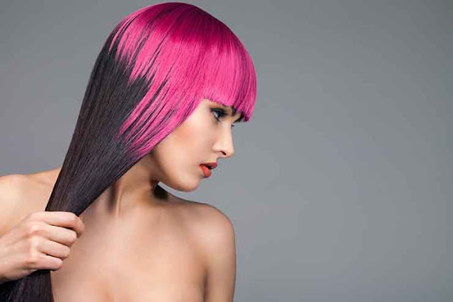 Hair color those who have light-colored hair