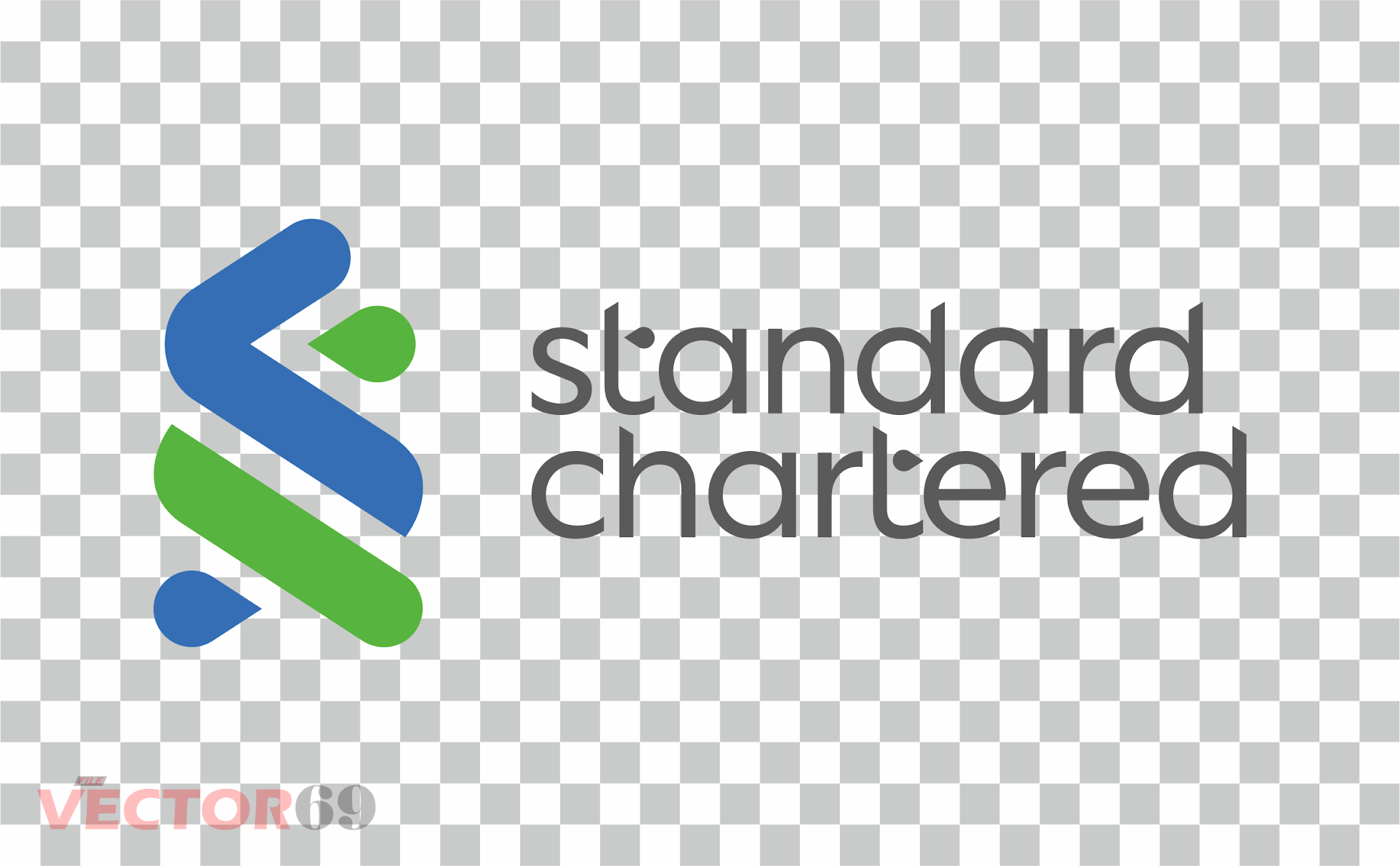 Standard Chartered Logo - Download Vector File PNG (Portable Network Graphics)