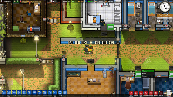 Prison Architect Cleared For Transfer Free Download PC Game Cracked in Direct Link and Torrent. Prison Architect Cleared For Transfer – Attention Wardens! Your prisoners have been cleared for transfer!