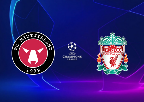 Midtjylland vs Liverpool -Highlights 09 December 2020