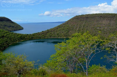 Galapagos lakes reveal tropical Pacific climate since Biblical times