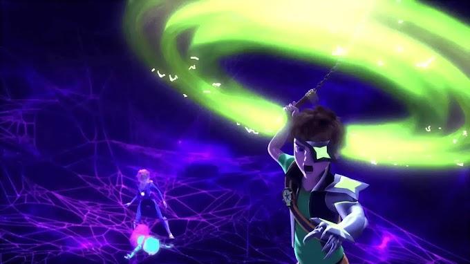 Zak Storm: 7 Kekuatan Calabrass, Pedang Berbicara Milik Zak Storm