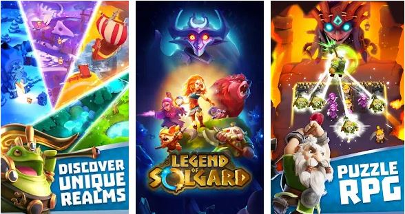 Download Legend of Solgard MOD APK 2.5.1 (Unlimited Energy) For Android 2