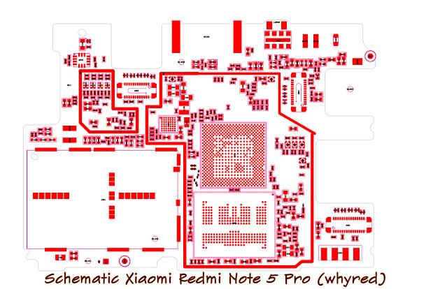FULL !!! Schematic Xiaomi Redmi Note 5 Pro (whyred) Gratis